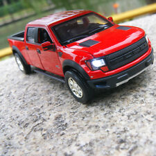 Sound&Light Ford F-150 SVT Raptor 1:32 Car Model Alloy Diecast Toys Pickup Gifts