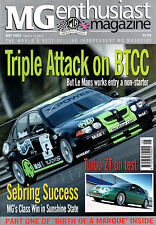 MG Enthusiast Magazine May 2003 (32.1) The Definitive Guide to MG Sports Cars