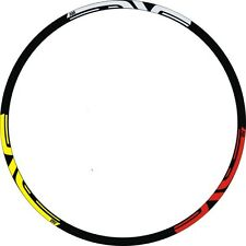 EVNE AM MTB RimWheel Decal Stickers ReplacementBike For 26/27.5/29er  2 RIMS
