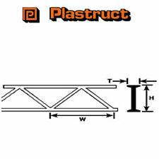 Plastruct OWTS-6 Pack of 2 Plastic Open Web Truss 4.8 x 6.4 x 150mm