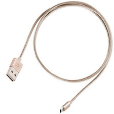 Silverstone SST-CPU01G Reversible USB-A to Reversible Micro-B Cable 1 Meter