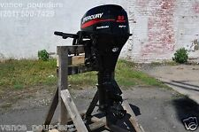 Mercury 9.9 BigFoot 4 Stroke Outboard Boat Motor Long Shaft Electric Start VIDEO