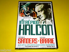 EL INTREPIDO HALCON / THE GAY FALCON English / Español DVD Area ALL Precintada