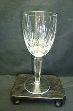 """WATERFORD CRYSTAL KILDARE PATTERN CLARET WINE GOBLET... 6 1/2"""" TALL"""