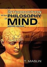 An Introduction to the Philosophy of Mind by Keith Maslin (2007, Hardcover,...