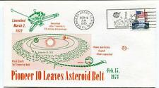 1973 Pioneer 10 Leaves Asteroid Belt First Craft Traverse Kennedy Space Center