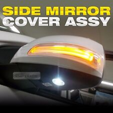 Led Side Mirror Cover Under Light Signal Repeater For SSANGYONG 2001-2012 Rexton