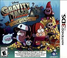 Gravity Falls: Legend of the Gnome Gemulets (Nintendo 3DS, 2015)