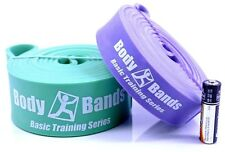 Body-Bands Pull Up Assist Band Set #2 (Set of 2 Bands)