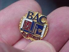 BAC Brick Layers Trade Union Tie Tack Tac  Pin Fraternal (16C1)
