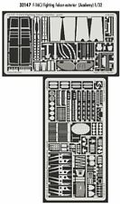 Eduard 1/32 F-16CJ Fighting Falcon exterior for Academy kit # 32147