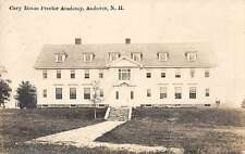 Aldover New Hampshire Cary House Proctor Academy Real Photo Antique PC J45041