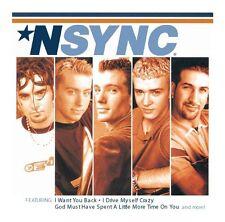 *NSYNC, N Sync - N-Sync [New CD]