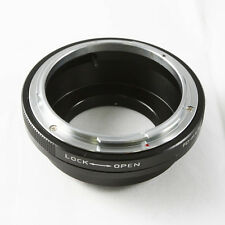 Canon FD mount lens to Olympus Panasonic Micro 4/3 Adapter G6 GF6 E-P5 OM-D E-M1