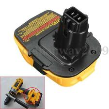 Battery Converter Adapter 20V to 18V Power Replacement for Dewalt Tool DCA 1820