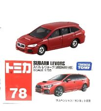 Tomy Takara Tomica Diecast - Subaru Levorg NEW (Not Hot Wheels)