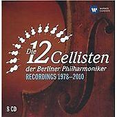 12 Cellisten der Berliner Philharmoniker: Recordings 1978-2010 (2015)