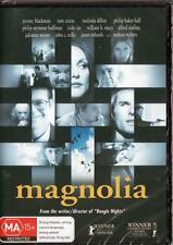MAGNOLIA - TOM CRUISE - REGION 4 NEW & SEALED DVD - FREE LOCAL POST