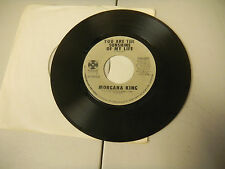 MORGANA KING  a song for you /you are the sunshine of my life PARAMOUNT  45