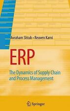 Enterprise Resource Planning (ERP) : The Dynamics of Operations Management by...