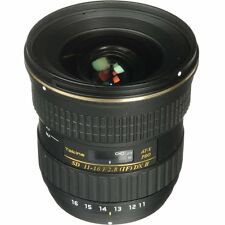 Tokina AF 11-16mm f/2.8 Mark II AT-X 116 Pro DX II Lens 11-16 F2.8 for Nikon