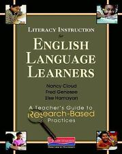 Literacy Instruction for English Language Learners : A Teacher's Guide to...