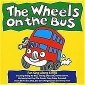 Various The Wheels on the Bus CD 20 FUN SINGALONG SONGS