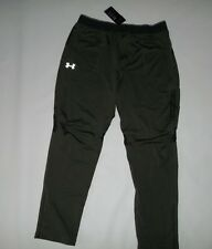 UNDER ARMOUR ColdGear Rifle Green Capital Work Out Training PANTS mens 3XL NEW