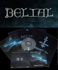 Belial-Wisdom of Darkness + + clear LP, lim.100 incl. t-shirt + + nuevo!!!