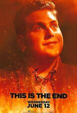 Jonah Hill signed 8x10 photo - Video Proof - The Wolf of Wall Street @@