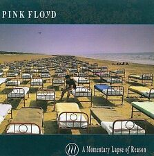 1 CENT CD: Pink Floyd - A Momentary Lapse of Reason (1987, Columbia)
