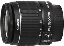 Canon EF-S 18-55mm F/3.5-5.6 IS II Zoom Lens for Canon DSLR Camera (SMP6)