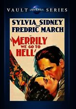 Merrily We Go to Hell (Brian Downey) - Region Free DVD - Sealed