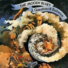 MOODY BLUES - A Question Of Balance (1970)  [ CD ]