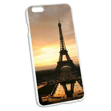 Paris - Eiffel Tower at Sunset Hard Protective Case for Apple iPhone 6 6s Plus