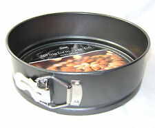 "NEW NON-STICK SPRINGFORM ROUND CAKE TIN PAN EASY BAKING 8.5"" 22cm RSW"