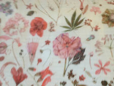 FLORAL EVE 1.25 METRES  by LIBERTY on TANA LAWN COTTON