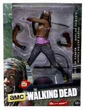 "THE WALKING DEAD TV DELUXE 10"" INCH ACTION FIGURE MICHONNE DELUXE EDITION"