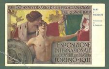 CARPANETTO GIOVANNI. Esposiz. Internaz. delle Industrie e del Lavoro Torino 1911