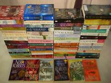 HUGE Lot (61) NORA ROBERTS Romance Books GARDEN TRILOGY MacGregors NIGHT TALES