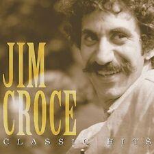 Jim Croce, Classic Hits Audio CD Like New!