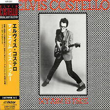 My Aim Is True by Elvis Costello JAPAN MINI LP / OBI (CD, Sep-2003, Jvc Victor)