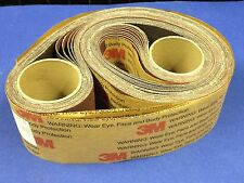 "3M P320XF ~ 4"" x 84"" ~ P320XF ~ 359F Multicut Cloth~  Lot of 10 Belts!!"