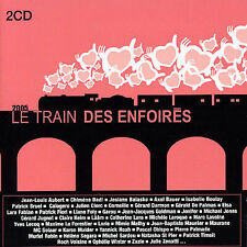 Enfoires : Le Train Des Enfoires (2CDs) (2005)