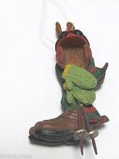 Ski Boots Ski Poles Hat Gloves Scarf Christmas Ornament Ski Equipment   -  New