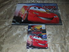 Disney-Pixar Cars Litographs & DVD Set 2006