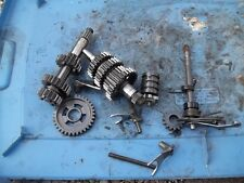 2001 BOMBARDIER DS 650 TRANSMISSION GEARS