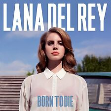 LANA DEL REY - BORN TO DIE  (LP Vinyl) sealed