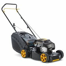 McCULLOCH PETROL LAWNMOWER HAND MOWER M40-125 MADE BY HUSQVARNA GARDENA