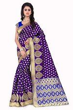 Pakistani Designer bhagalpuri silk Bollywood Saree Indian Ethnic wedding sari L